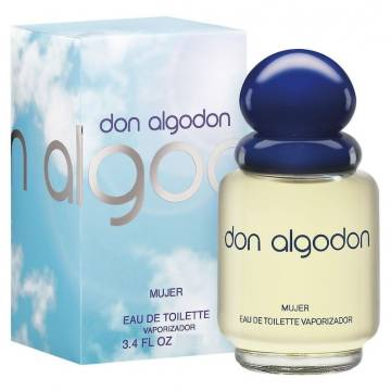 EAU DE TOILETTE DON ALGODÓN - FOR WOMEN