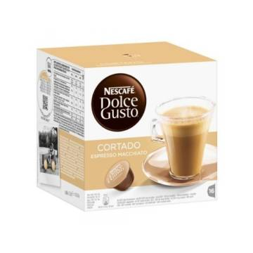 "SMALL ESPRESSO WITH MILK X16 ""NESCAFÉ DOLCE GUSTO"""