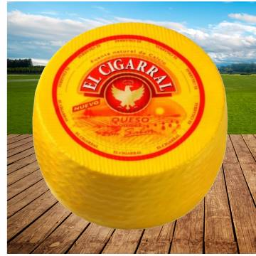 "MILD CHEESE 3,4KG aprox""EL CIGARRAL"""