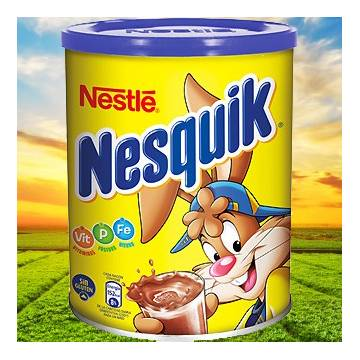 NESQUIK CHOCOLATE POWDER CAN 390G NESTLÉ