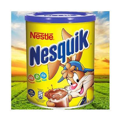 "CHOCOLATE POWDER 400 G ""NESQUIK"""