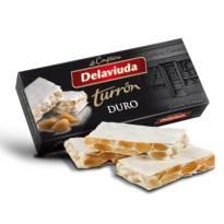 "TURRÓN DURO -SIN GLUTEN- ""DELAVIUDA"" (250 G)"