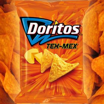 DORITOS TEX DE FROMAGE