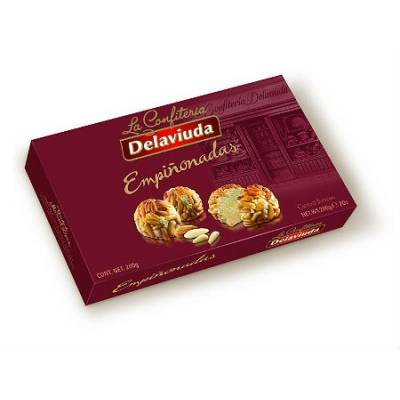 "PINE NUTS AND MARZIPAN CAKES ""DELAVIUDA"" (200 G)"