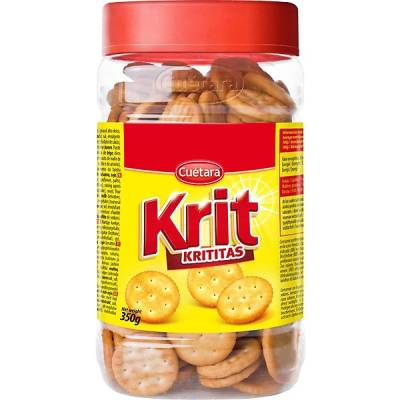 "KRIT CRACKERS ""CUÉTARA"""