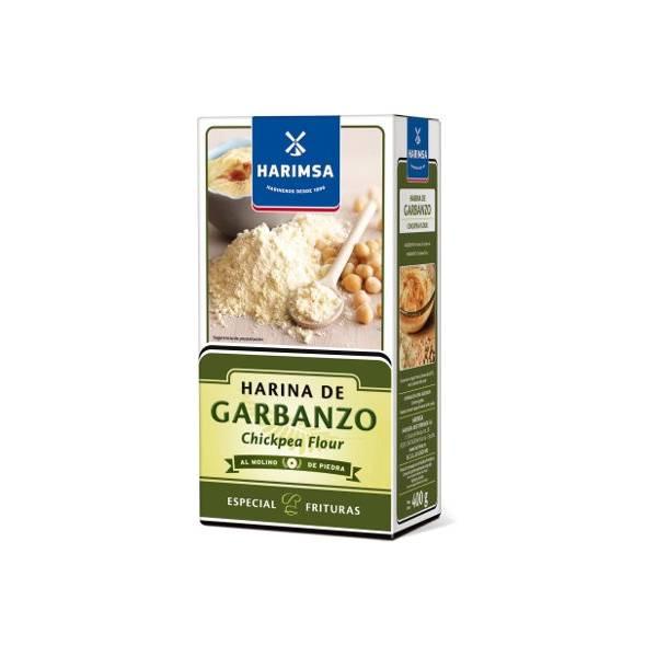 FARINE DE POIS CHICHE 400G HARIMSA