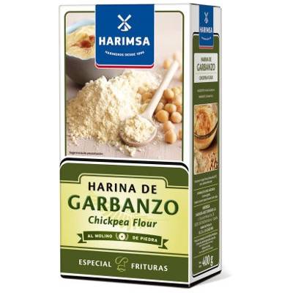 HARINA  DE GARBANZO HARIMSA