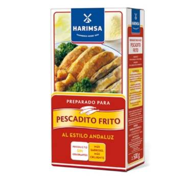 SPECIAL FLOUR FOR FRIED FISH 500G HARIMSA