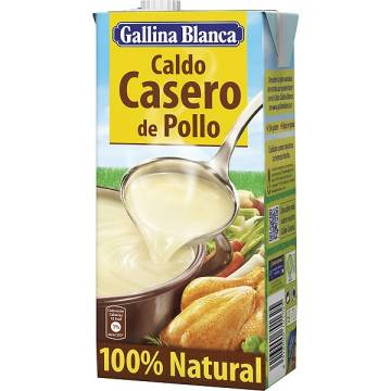 "CHICKEN BROTH ""GALLINA BLANCA"""