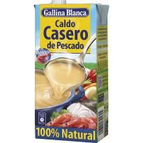 CALDO CASERO DE PESCADO 1L GALLINA BLANCA