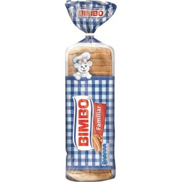 "PAN DE MOLDE FAMILIAR ""BIMBO"""