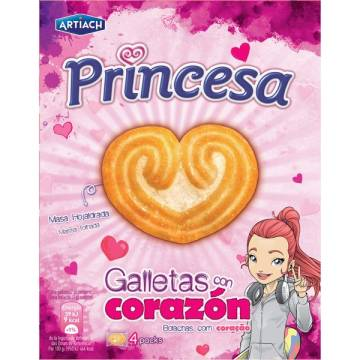 "GALLETAS PRINCESA ""ARTIACH"" (120 G)"