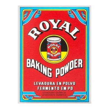 "BAKING POWDER ""ROYAL"""