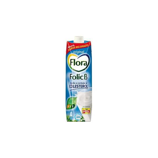 FLORA Folic B leche entera