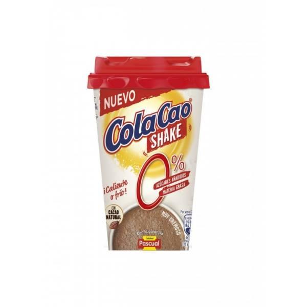 Batido de cacao 0% Cola Cao 200 ml.