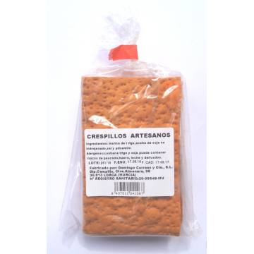 ARTISAN CRESPILLOS 150G DOMINGO CORREAS