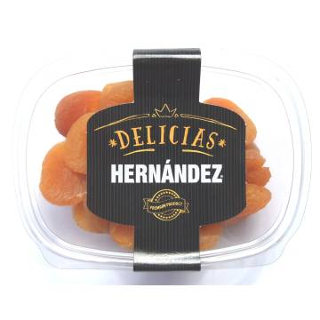 DRIED APRICOT 250G HERNÁNDEZ