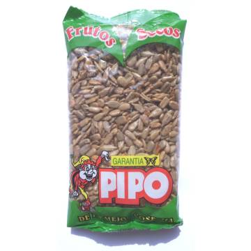 "SUNFLOWER SEEDS WITH SALT AND WITHOUT SHELL ""PIPO"""