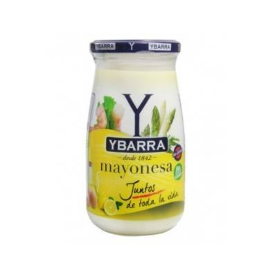 MAYONNAISE 450ML YBARRA