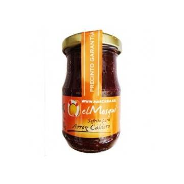 "SAUCE FOR RICE CALDERO 160 G ""EL MOSQUI"""