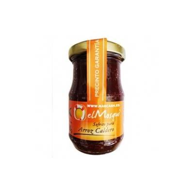 SAUCE FOR RICE CALDERO 160G EL MOSQUI