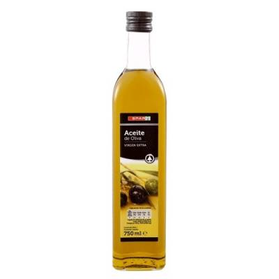 VIRGIN OLIVE OIL 750ML SPAR