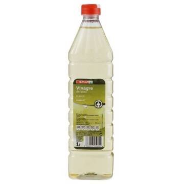"WHITE WINE VINEGAR 1L ""SPAR"""