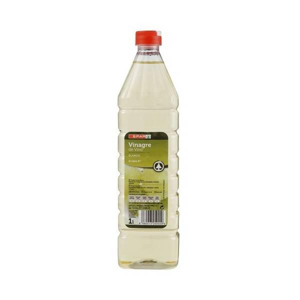 WHITE WINE VINEGAR 1L SPAR