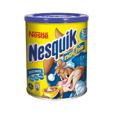 "CHOCOLATE POWDER 400 G ""NESQUIK NOCHE"""