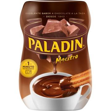 "HOT CHOCOLATE ""PALADÍN"""