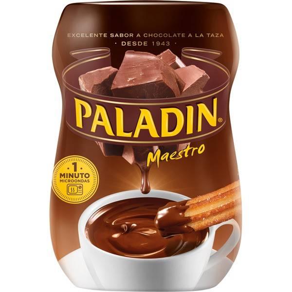 HOT CHOCOLATE POWDER POT 350G PALADÍN