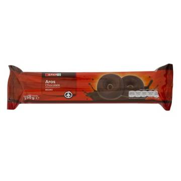 "DARK CHOCOLATE RINGS ""SPAR"" (150 G)"