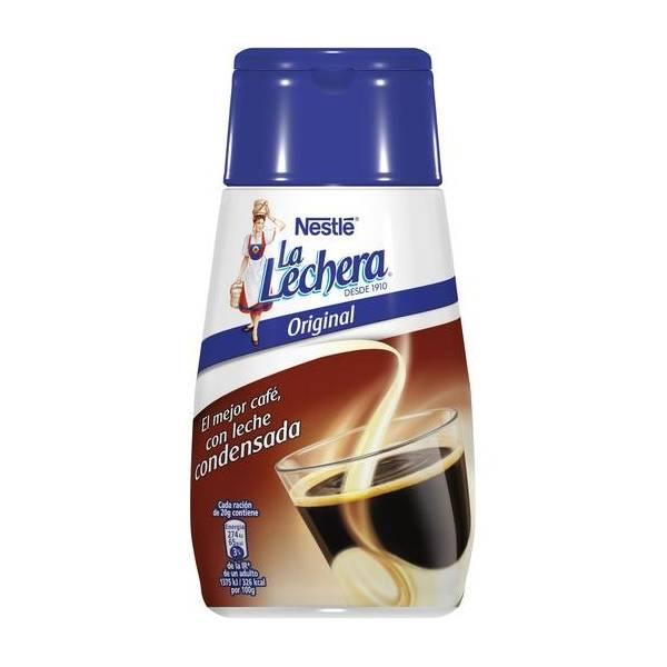 LA LECHERA leche condensada desnatada 450 gr.