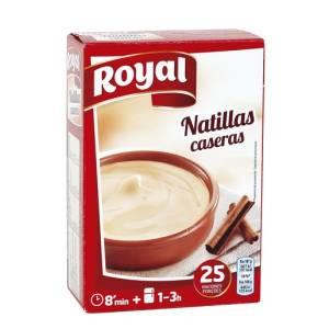 """NATILLAS CASERAS """"ROYAL"""""""