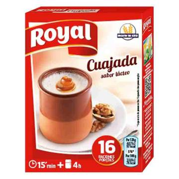 "CUAJADA ""ROYAL"""