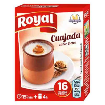 "CUAJADA (CURD) ""ROYAL"""