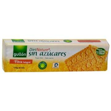 "BISCUITS DIET NATURE SANS SUCRES ""GULLÓN"" (170 G)"