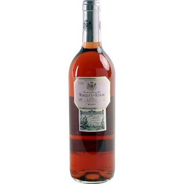 MARQUES DE RISCAL rosé wine DO Rioja bottle 75 cl
