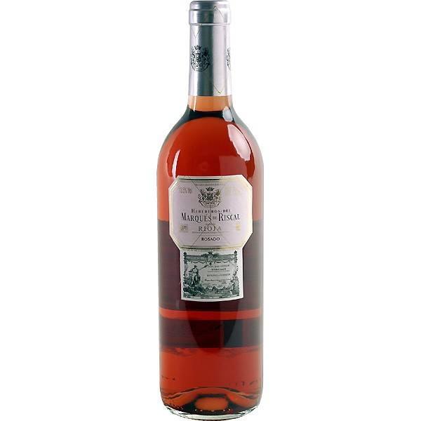 MARQUES DE RISCAL Rosé Herkunftsbezeichnung Rioja Flasche 75 cl