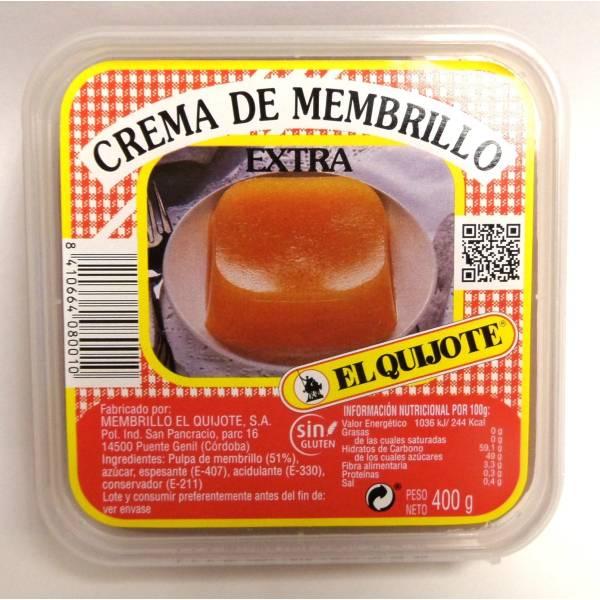 DULCE DE MEMBRILLO EL QUIJOTE