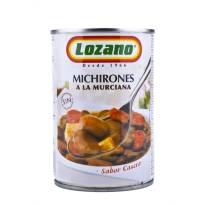MICHIRONES A LA MURCIANA LOZANO