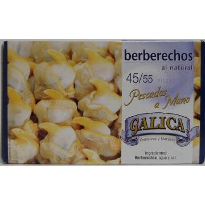 BERBERECHOS AL NATURAL GALICIA