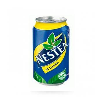 NESTEA WITH LEMON Lata 33 cl