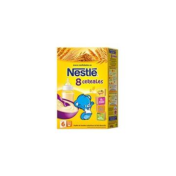 8 cereals by Nestle