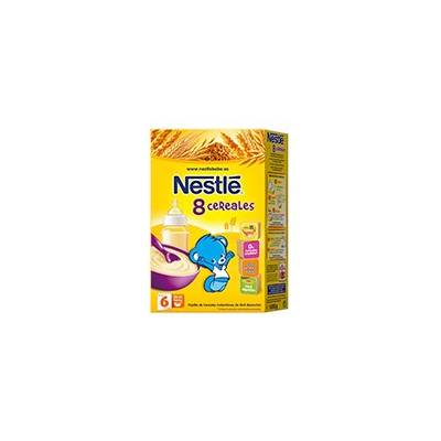 Nestle 8 cereales