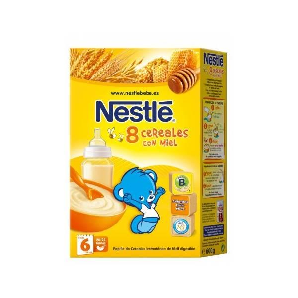 """Nestle """"8 Cerealien mit Honig"""""""