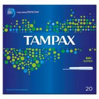 "TAMPONES SUPER ""TAMPAX"""