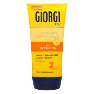 "FIXATIVE STRONG GEL ""GIORGI"""