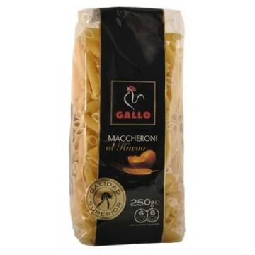 "MACARONI WITH EGG 250 G ""GALLO"""