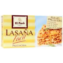 PÂTES LASAGNE EL PAVO